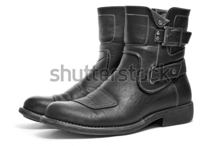 mens boots Stock photo © nito