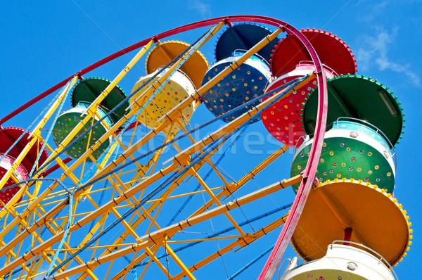 Ferris wheel Stock photo © nito