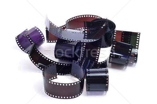 photographic film Stock photo © nito