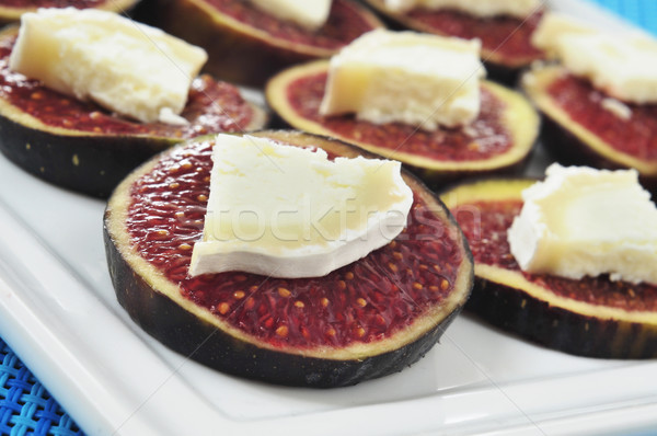 figs and cheese Stock photo © nito