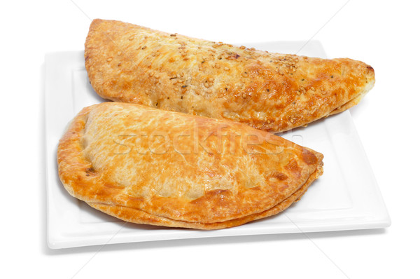 empanadas argentinas, typical argentine stuffed pastries Stock photo © nito