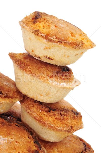 Typique blanche alimentaire fond Photo stock © nito