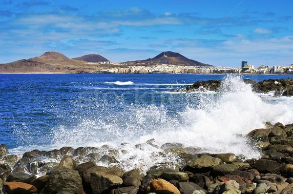 Las Palmas, Gran Canaria, Spain Stock photo © nito