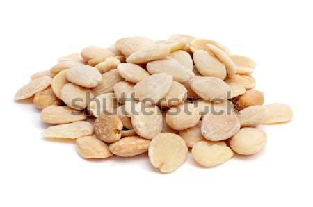 roasted and salted shelled almonds Stock photo © nito