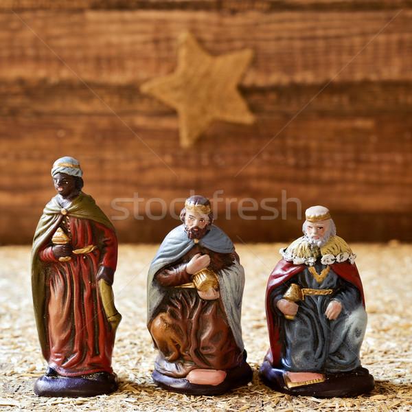 the three kings Stock photo © nito
