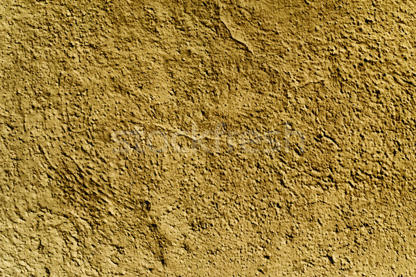 rustic brown plastered wall Stock photo © nito