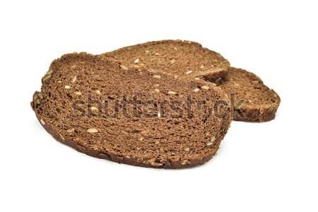 slices of rye bread Stock photo © nito