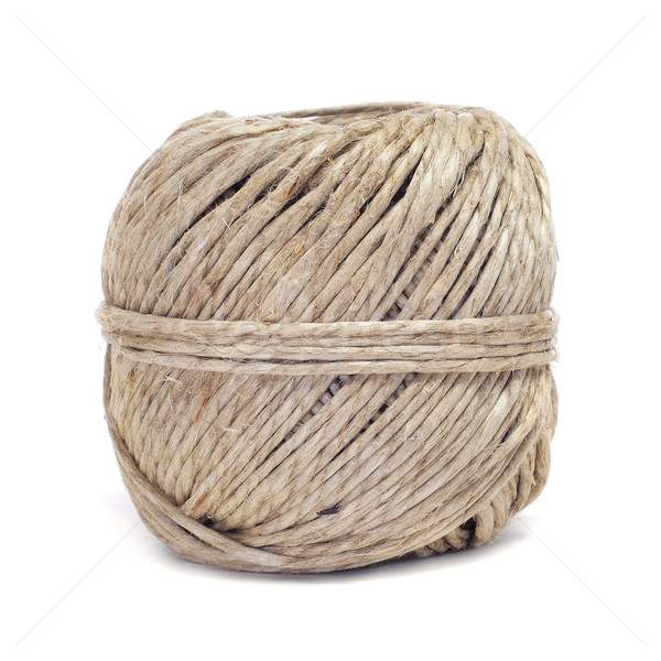 coil of hemp twine Stock photo © nito