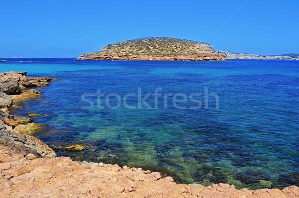 южный побережье острове мнение Испания пейзаж Сток-фото © nito