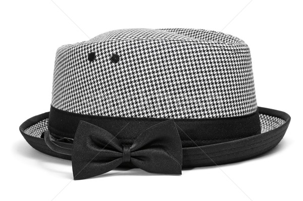 hat and bow tie Stock photo © nito