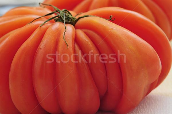 zapotec heirloom tomato Stock photo © nito