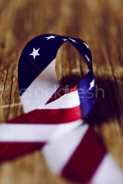 flag of the United States of America Stock photo © nito