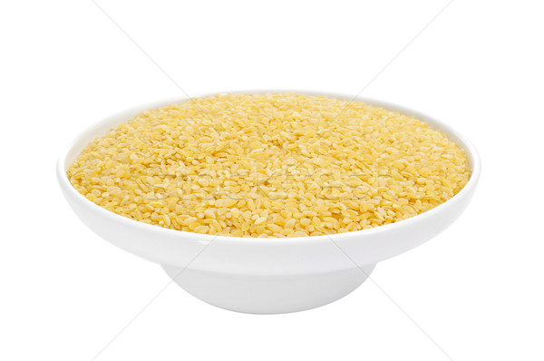 uncooked pastina Stock photo © nito