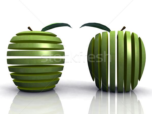 apples Stock photo © njaj