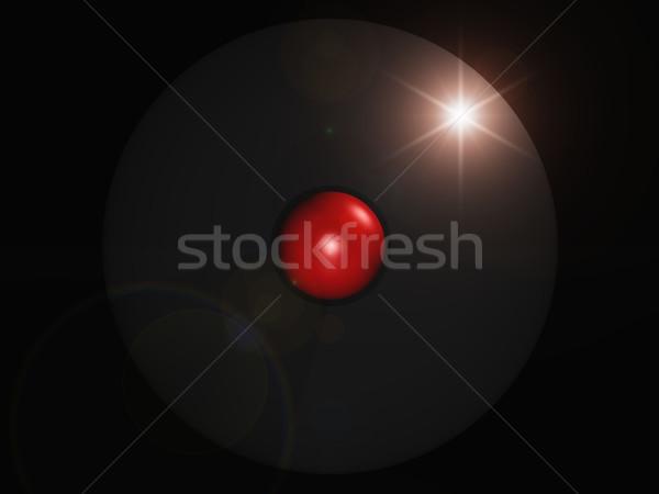 Idrogeno atomo nero istruzione tavola medicina Foto d'archivio © njaj