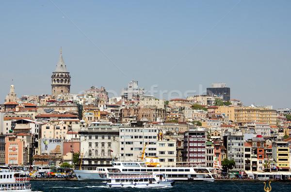 Galata in Istanbul Stock photo © njaj