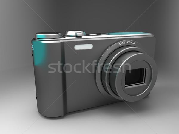コンパクト カメラ 画面 写真 プロ 画像 ストックフォト © njaj