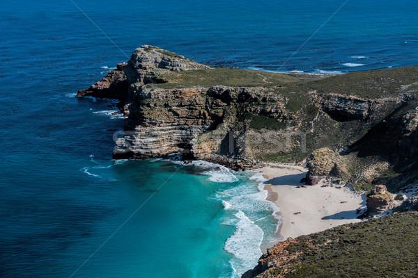 海 南アフリカ ビーチ ストックフォト © njaj