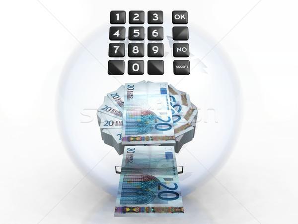 bank Stock photo © njaj