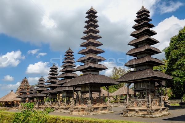 Bali kő ázsiai vallás Buddha kultúra Stock fotó © njaj