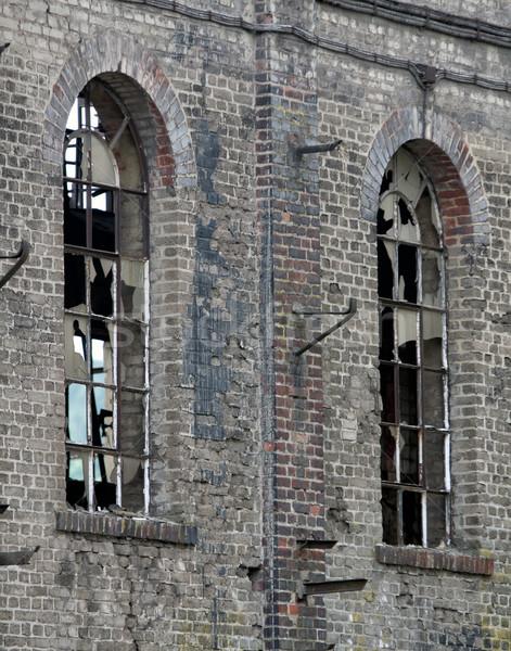 Ugar gyár üzlet fém ipar ipari Stock fotó © njaj
