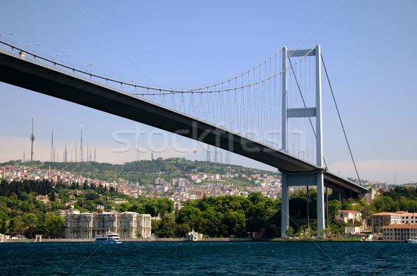 Bosphorus Bridge Stock photo © njaj