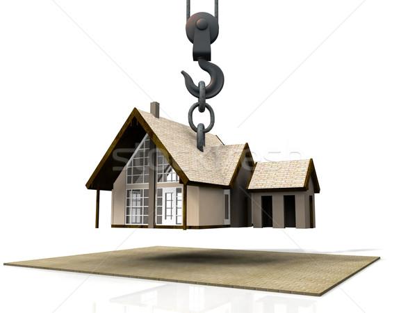 build a house Stock photo © njaj