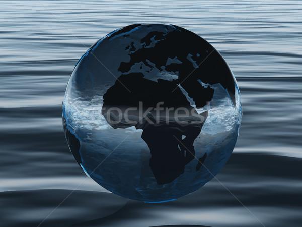 地球 空 科学 惑星 環境 太陽 ストックフォト © njaj