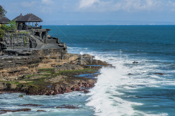 Tanah Lot Temple  Stock photo © njaj