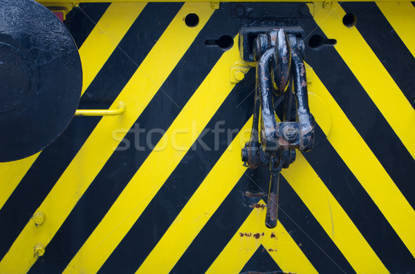 attachment of a locomotive Stock photo © njaj