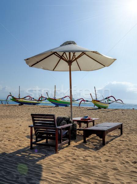Bali beaches Stock photo © njaj