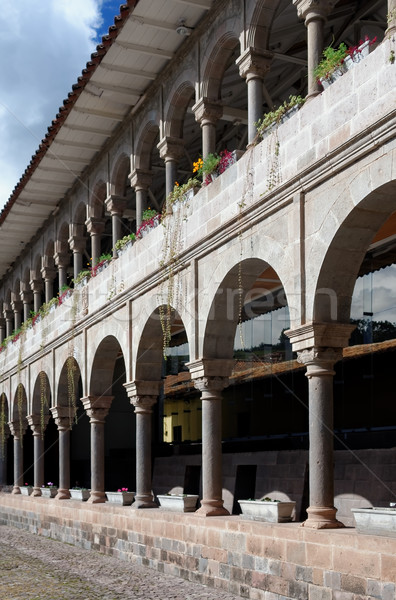 Santo Domingo convent Stock photo © njaj