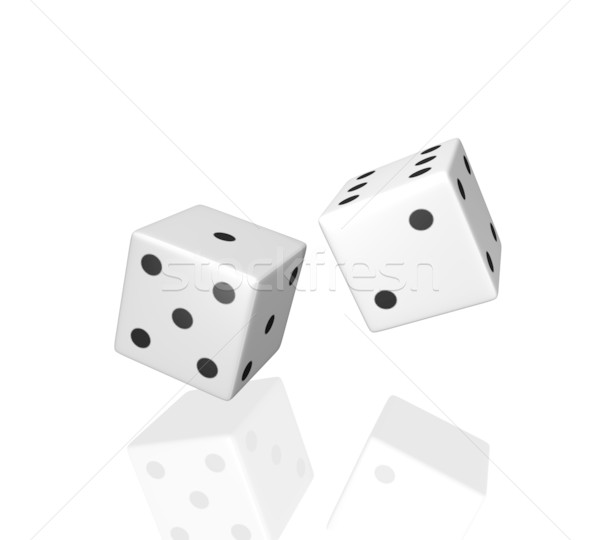 Roll the Dice Stock photo © nmarques74