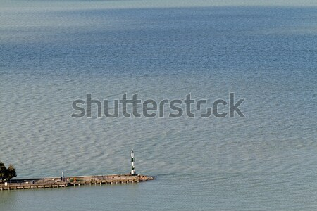 Lake Balaton Stock photo © Nneirda