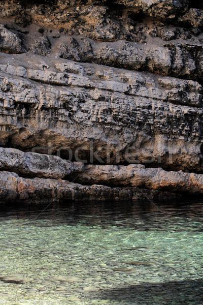 Croatia, Vis sziget - Stiniva Stock photo © Nneirda