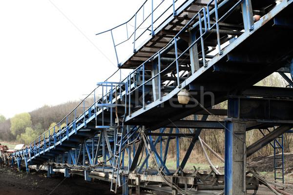 Stock fotó: Ipari · fotó · öreg · hely · üzlet · épület