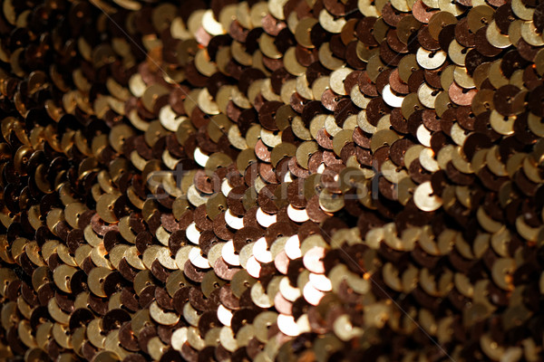 Sequin material Stock photo © Nneirda