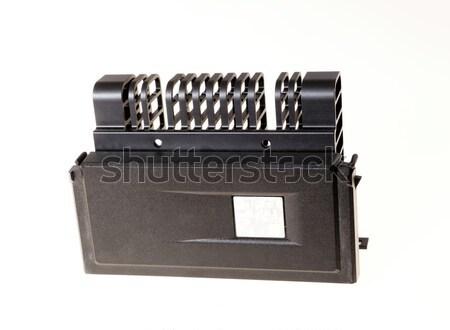 процессор фото старые пассивный бизнеса компьютер Сток-фото © Nneirda