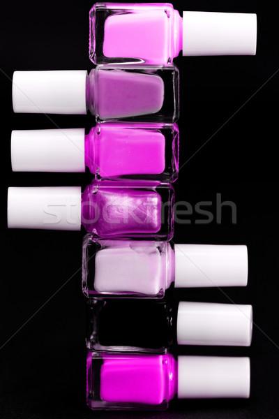 Nail polish Stock photo © Nneirda