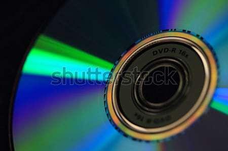 Digital Versatile Disk Stock photo © Nneirda