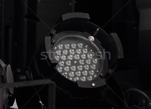Spotlight Stock photo © Nneirda