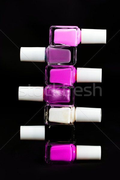 Nail polish Stock photo © Nneirda