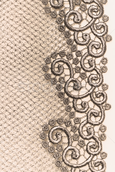 Decorative lace Stock photo © Nneirda
