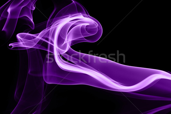 Mysterious smoke Stock photo © Nneirda