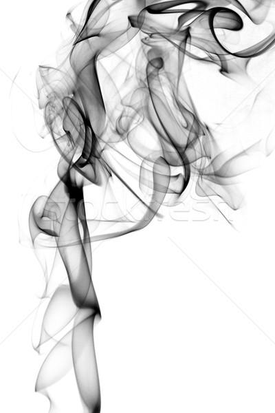 Foto d'archivio: Grigio · fumo · bianco · fuoco · luce · design