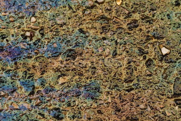 Oil spill  Stock photo © Nneirda