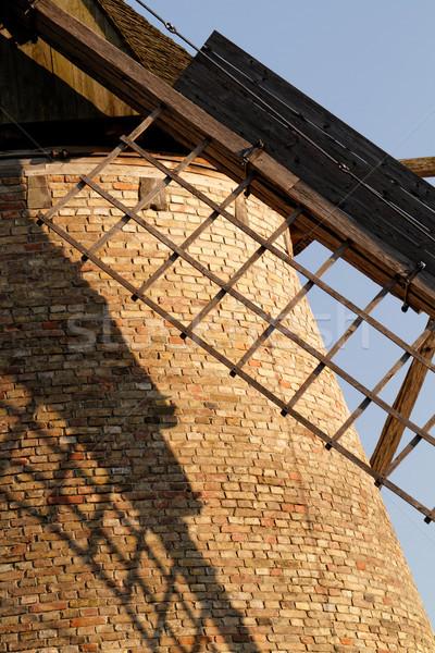 Miller mill Stock photo © Nneirda