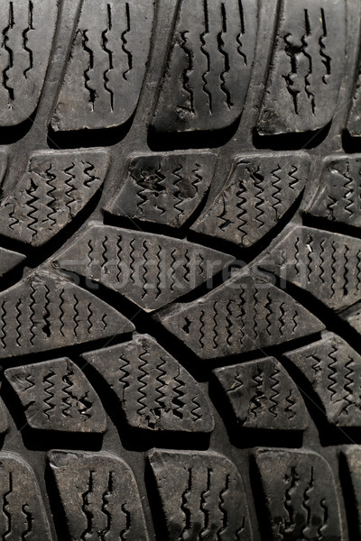 Car tire Stock photo © Nneirda