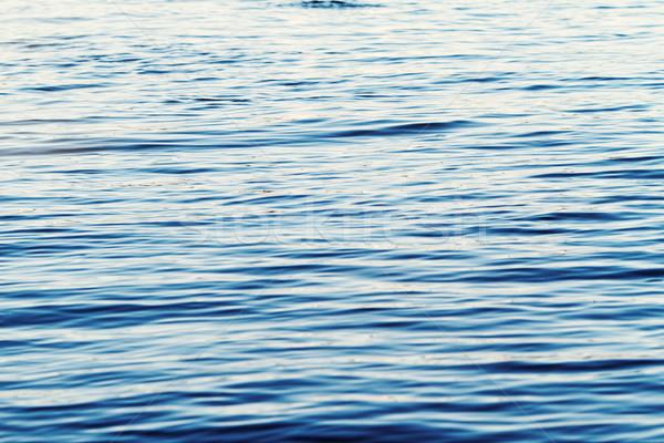 水 写真 青 テクスチャ 抽象的な 背景 ストックフォト © Nneirda