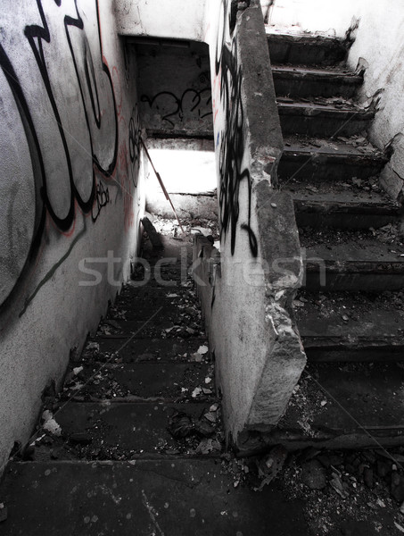 Old architecture. Stock photo © Nneirda